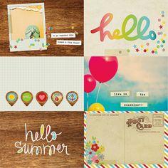 Nuevas colecciones de Simple Stories