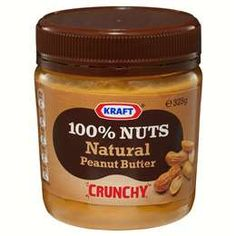Natural Peanut Butter, Creamy Peanut Butter, Packaging, Online Supermarket, Reeses Peanut Butter, Ice Cream Toppings, Mat, Spreads, Nutella
