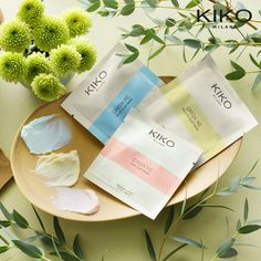 The revolution begins with nature: KIKO MILANO presents the new Green Me collection, a line of makeup products, skincare treatments and accessories with formulations, textures and packaging with an extremely high percentage of ingredients of natural origin.