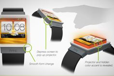 Apple vs. Android: HTC Rumored to Reveal Smartwatch Next Week via Brit + Co.