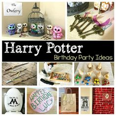 Here is a collection of all kinds of ideas for a Harry Potter themed birthday partyperfect for both boys and girls. You'll find creative ideas includingfavors, a cake, activities, decorations and more for your Harry Potter birthday party! Be sure to follow our Birthday Party Pinterest board for even more ideas!  This post contains …