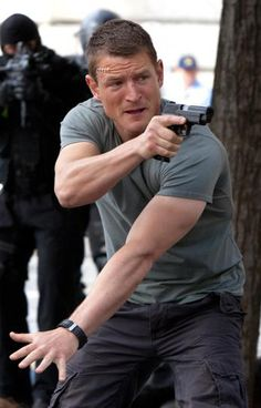 Philip Winchester | Strike Back; quite keen on this show at the moment, and he is rather yummy...