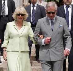 Prince Charles Camilla, Duchess of Cornwall and Prince Charles, Prince of Wales visit the Kasbah Des Oudayas on day two of a three day visit...