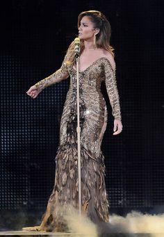 Sweet Succulent Jennifer Lopez