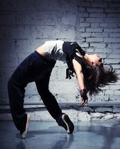 Be who you are, don't be afraid to dance how you wanna dance!