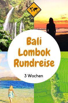 Wenn du eine Bali Lombok Rundreise planst, haben wir die ideale Reise-Routen-Empfehlung für dich. Entdecke beide Inseln mit allen Highlights in 3 Wochen. Mehr dazu erfährst du, wenn du aufs Bild klickst. #Bali #Lombok #Rundreise #Indonesien #Balirundreise