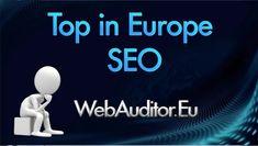 #WebAuditor.Eu European SEO Best Consulting: bitly.com/2edoAfL #최고의온라인마케팅 Top Europe SEO #WebAu...