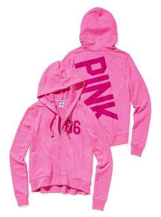Slouchy Pullover Hoodie - Victoria's Secret Pink® - Victoria's Secret