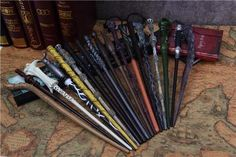 Character Wand Replicas