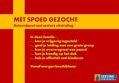 #Vacature #Sinterklaas