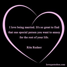 I Love Being Married - Love Quotes Box