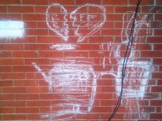 Brokenheart Romantic Images, Nyc Art, Upper East Side, Graffiti, Neon Signs, York