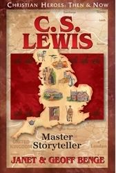 __ Itry this series ..  : CHRISTIAN HEROES: THEN & NOW C.S. LEWIS: Master Storyteller Book and Study Guide {REVIEW}