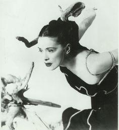 Dance Finds You, You Don't Find Dance--Martha Graham Graham 101