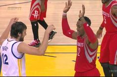 Dwight Howard will be suspended for a potential Game 6 after 7th technical foul