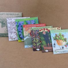 Hudson Valley Seed Library: Container Garden Library