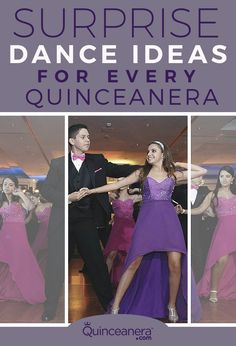 >>>Cheap Sale OFF! >>>Visit>> Still unsure of the genre or the choreography for your surprise dance? Check out these unique & epic surprise dance videos that'll inspire you! - See more at: www. Quinceanera Dances, Quinceanera Traditions, Quinceanera Planning, Pretty Quinceanera Dresses, Quinceanera Themes, Quince Themes, Quince Ideas, Dance Playlist, Surprise Dance