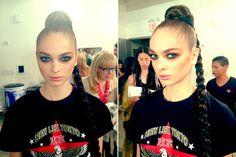 Arabian Chic at Jeremy Scott Spring 2013 | Beauty Blitz