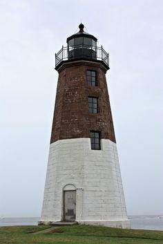 Point Judith Lighthouse, Narragansett, RI.