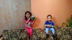 Веселые игры для детей / детский канал / видео для детей / Mila Kamila