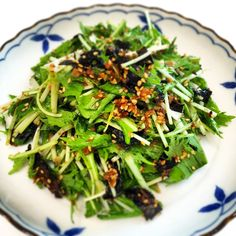 Japanese Salad, Seaweed Salad, Cooking, Ethnic Recipes, Food, Kitchen, Essen, Meals, Yemek