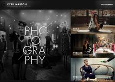 This post showcase some beautiful typography in web design that's really cool, readable, awesome and wonderful. I hope you'll like these web design Design Web, Web Design Awards, Your Design, Little Designs, Cool Designs, Award Winning Websites, Webdesign Inspiration, Cool Typography, Personal Portfolio