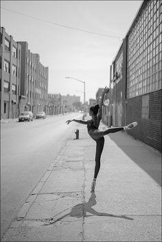 Louxo's Enjoyables - ballerinaproject:   Nardia - Bushwick, Brooklyn...
