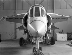 TSR 2. XR222. Cranfield May 1966.