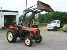 Allis chalmers 5020 tractor