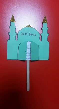 nice craft - include the dua for entering the Masjid and exiting the masjid Eid Crafts, Ramadan Crafts, Ramadan Decorations, Ramadan Activities, Class Activities, Art For Kids, Crafts For Kids, Arts And Crafts, Decoraciones Ramadan