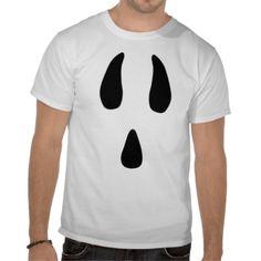 Ghost - the minimalist Halloween costume $18.95