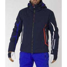 Armani EA7 Fun Jacket 3 Mens Ski Jacket in Navy