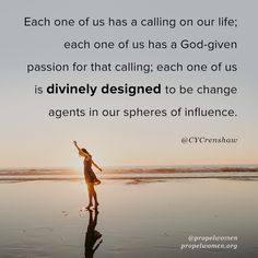 For more from Christina Crenshaw and other amazing Propel Women], head over to the website for the newest magazine! Dead Mau5, Life Quotes Relationships, Christine Caine, Women In Leadership, Agent Of Change, Life Changing Quotes, Learning To Be, Woman Quotes, Christian Quotes
