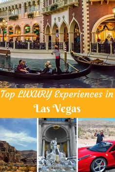 Top Luxury Experiences You Must Have In Las Vegas | The Diary Of A Jewellery Lover  including designer shopping, supercar experiences, visiting the Grand Canyon in a helicopter with a champagne picnic, riding a gondola in the Venetian hotel and eating in a 3 Michelin star restaurant #gondola #helicopter #shopping #restaurants