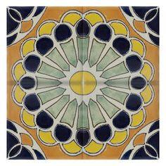 talavera uriarte tiles  Great colors