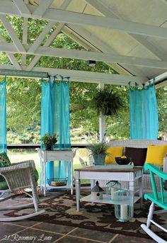 21 Rosemary Lane: Summer Home Tours Series