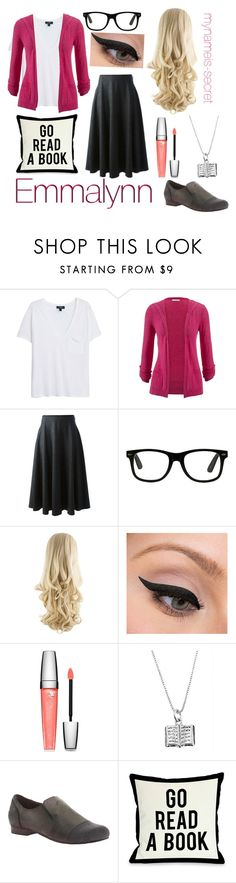 """Emmalynn-Minecraft diaries"" by mynameis-secret ❤ liked on Polyvore featuring MANGO, maurices, Lanvin, LORAC, Lancôme, OTBT, One Bella Casa, women's clothing, women and female"