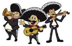 Image result for animated mariachi