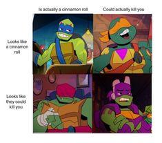 tmnt is great you fools Ninja Turtles Art, Teenage Mutant Ninja Turtles, Tmnt 2012, Dc Movies, Cartoon Shows, Fan Art, Pictures To Draw, Chibi, Sailor Venus
