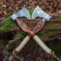 37 Best Axe/Tomahawks images in 2019 Swords And Daggers, Knives And Swords, Viking Axe, Viking Warrior, Viking Sword, Viking Ship, Machado Viking, Vikings, Axe Handle