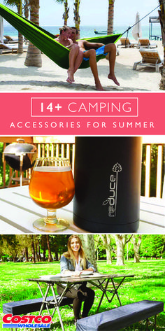 Let's make the most of gorgeous summer weather! With these 14 camping accessories from Costco.com, you can find everything you need for enjoying the great outdoors. We're talking portable picnic tables, lanterns, chairs, must-have products, and more! This list of essentials is perfect to check out when planning your next adventure.