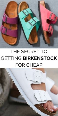 Find Birkenstocks up to 70% off when you shop on Poshmark! Download the free app today to save!