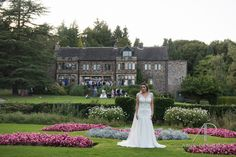 Sheffield August Summer Wedding Bride and Groom Photo