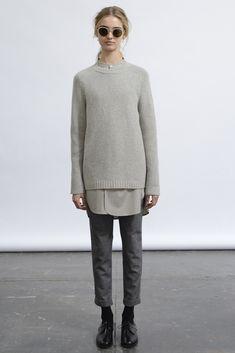 chemise + lainage