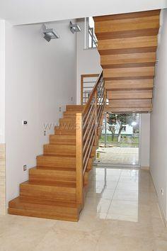 Schody dywanowe 002 | producent schodów drewnianych STOLPOL