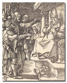 Reprodukcja Albrecht Durer kod obrazu durer26