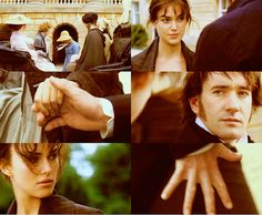 Image uploaded by Vivienne. Find images and videos about pride and prejudice, mr darcy and elizabeth and darcy on We Heart It - the app to get lost in what you love. Jane Austen, Movies Showing, Movies And Tv Shows, Mr Darcy And Elizabeth, Elizabeth Bennet, Pride & Prejudice Movie, Matthew Macfadyen, Romantic Movies, Hopeless Romantic