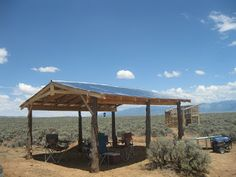 Shade lid One Little Farm...striving to make a difference: Frosty the little llama, roads, mud, pallets and earthbags