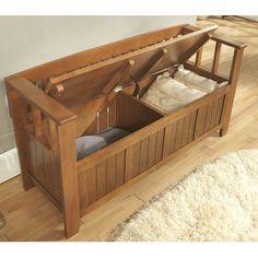Simpli Home Acadian Entryway Bench | Wayfair