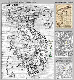 Vietnam map (1834)